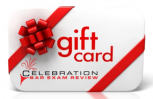 Celebration Bar Exam Gift Card