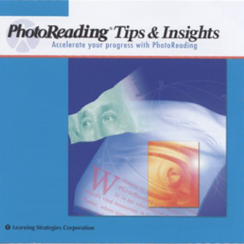 PhotoReading Q&A Podcast